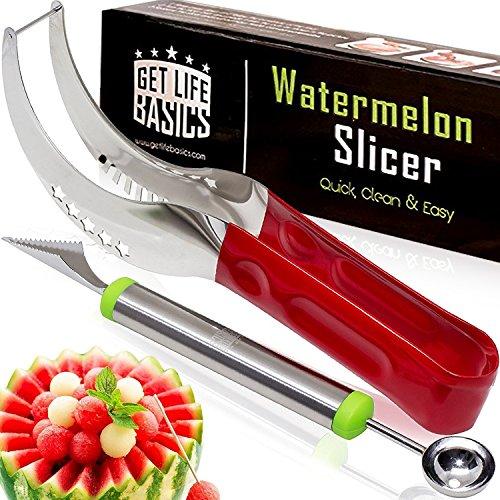 Watermelon Slicer Baller Carving GetLifeBasics product image