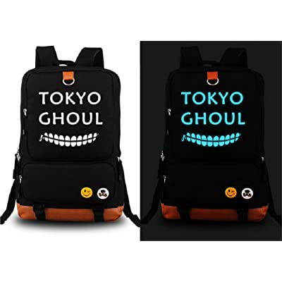 Siawasey Japanese Anime Cartoon Cosplay Luminous Daypack Backpack Shoulder School Bag best