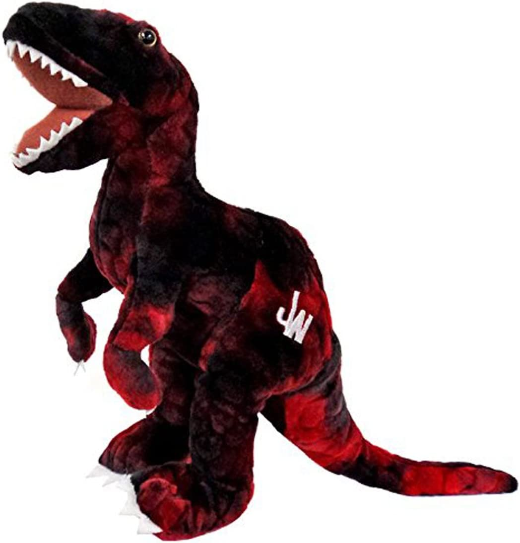 Aurora Monkey Stuffed Animal, Amazon Com Toynk Jurassic World 11 Plush Red Raptor Toys Games
