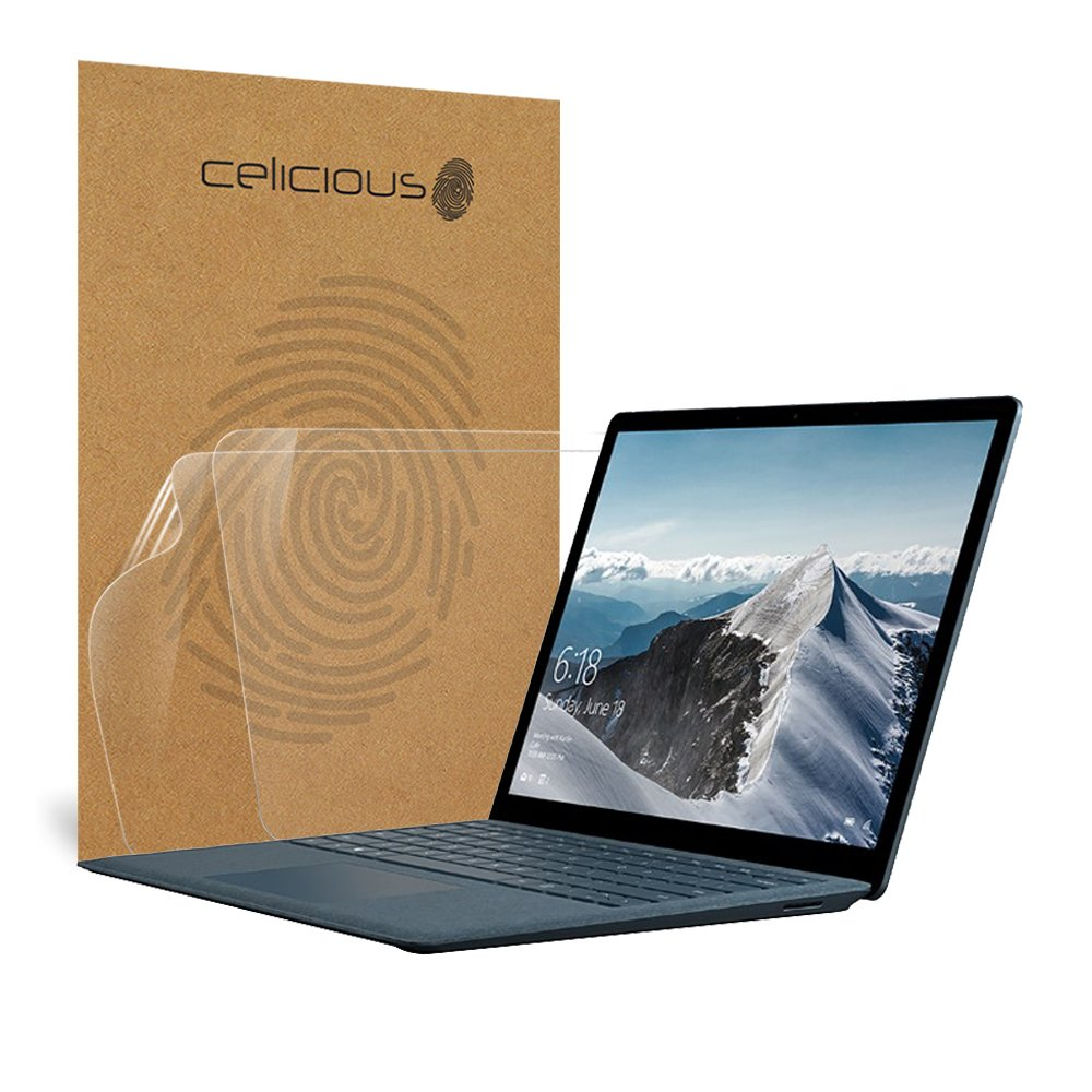 Pack of 2 Celicious Matte Anti-Glare Screen Protector Film Compatible with Microsoft Surface Book 2 13.5