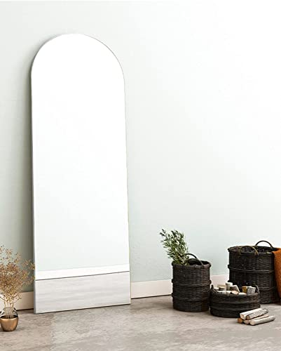 SHIGAKEN Arched-Top Full Length Mirror