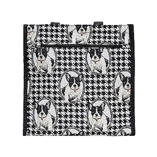 of choice French Shopper in a Tote Signare patterns Bulldog Bag qawgRcS