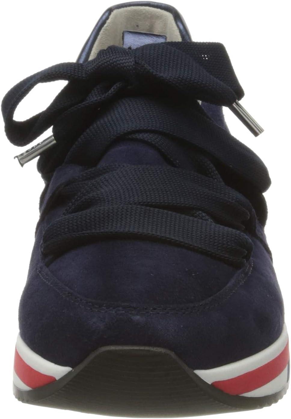 Gabor Shoes Gabor Jollys, Sneakers Basses Femme Bleu Bluette 16