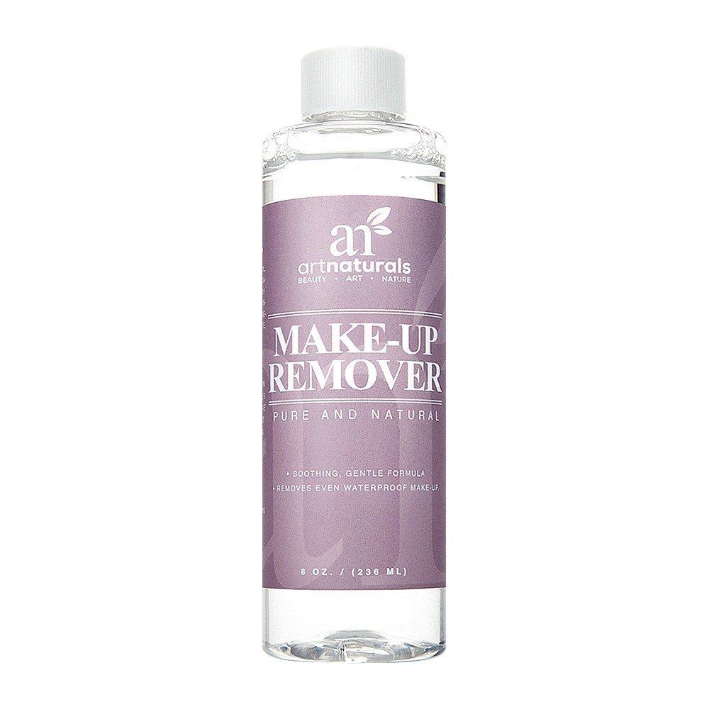 ArtNaturals Natural Oil-Free Makeup Remover - Cleansing Cosmetics – for Face - 8.0 oz ANVA-0801-VE