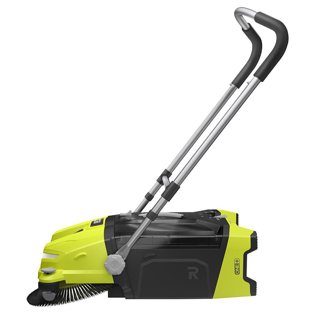 Ryobi 18-Volt 4.5 Gal. Devour Debris Sweeper (Tool-Only) P3260 and Toucan City Nitrile Dip Gloves 5-Pack by Toucan City (Image #3)