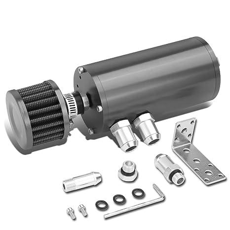 "5.5 ""x 2.36"" universal aluminio anodizado Motor/del depósito de aceite Catch"