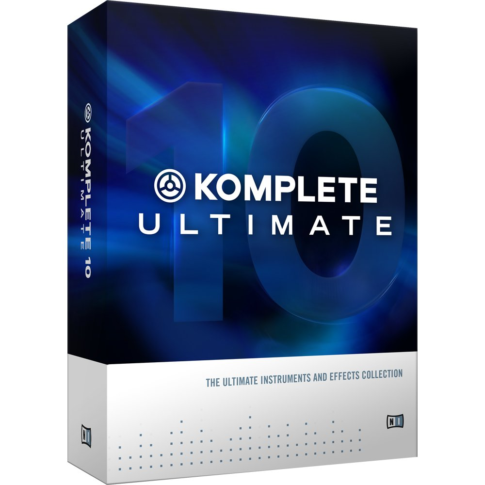Native Instruments Komplete 10 Ultimate Crossgrade by Native Instruments