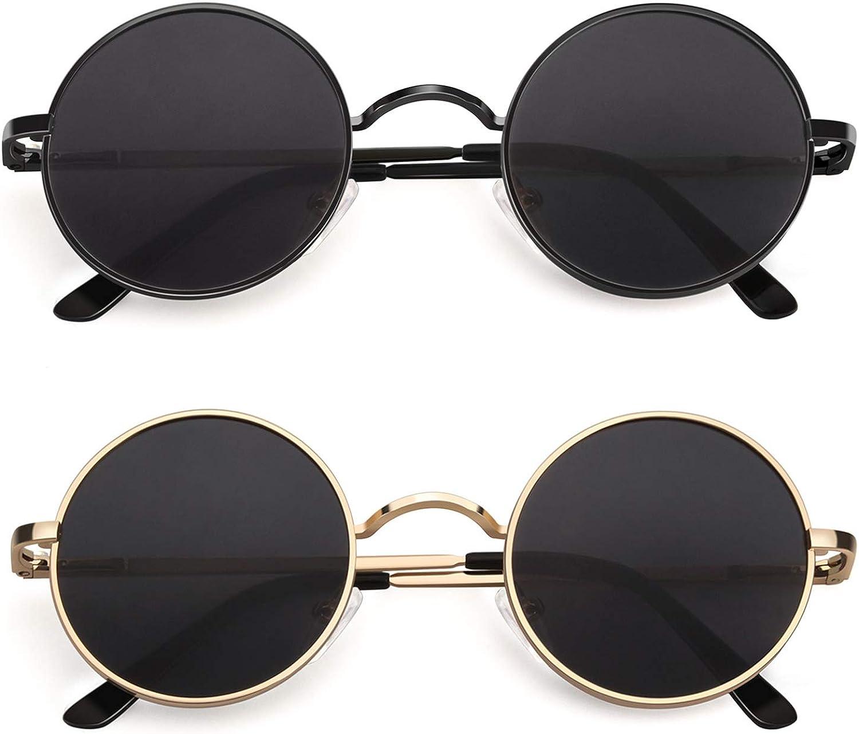 CGID Kleine Retro Vintage Sonnenbrille - Sonnenbrillen 2020