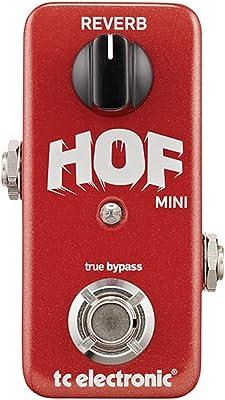 TC Electronic HOF Mini Reverb Pedal