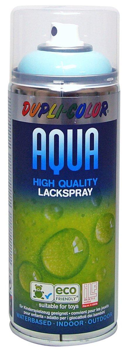 Duplicolor 246296 Spray Aqua, Color Azul Hielo Brillante, 350 ml Motip-Dupli GmbH B007TVWNIU