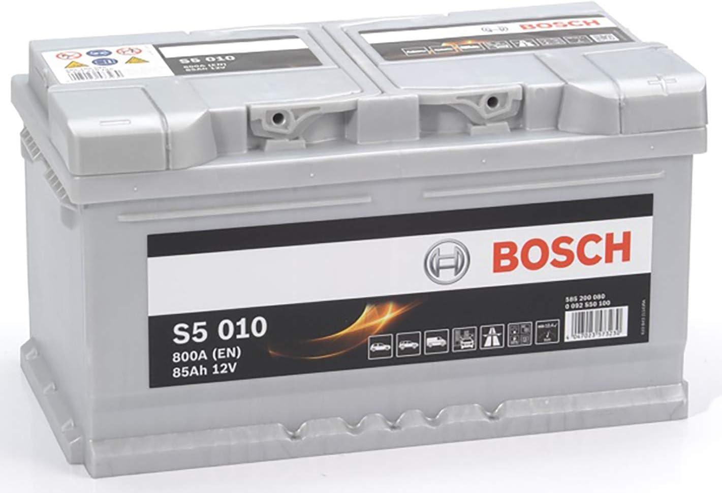 Bosch S5010 Batería de automóvil 85A/h-800A