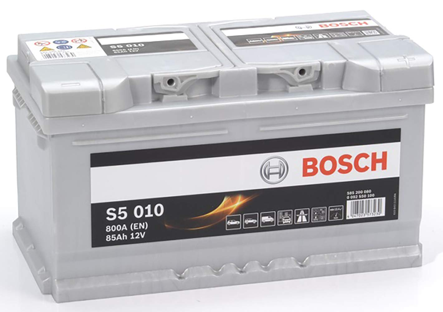 Bosch 585200080 Battery Robert Bosch GmbH Automotive Aftermarket