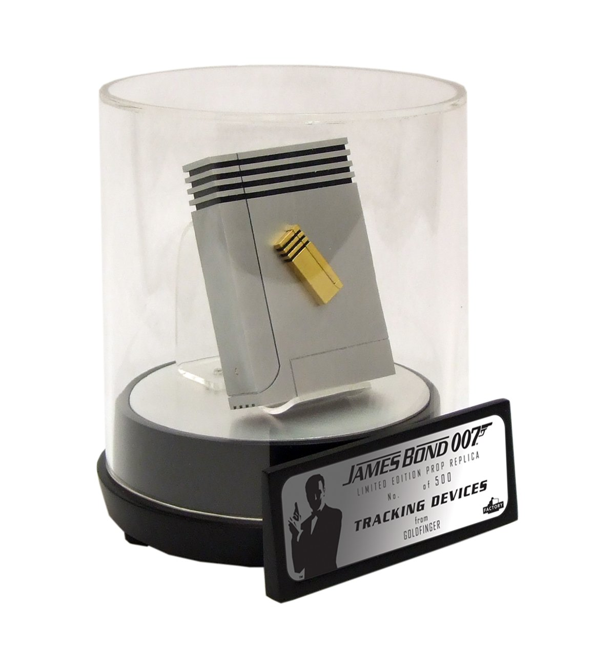 Factory Entertainment James Bond 007 Goldfinger Tracking Device Prop Replica (Limited Edition)