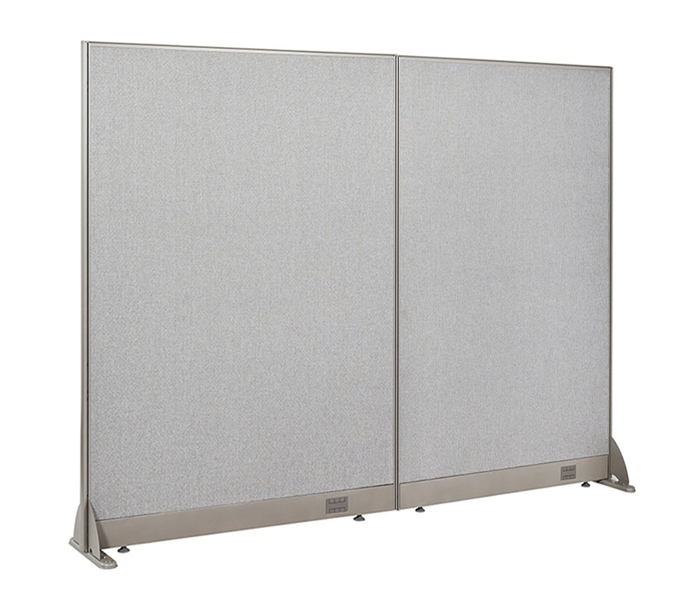 GOF Office Freestanding Partition (66W x 60H)