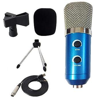 BoMan Micrófono de grabación 5Pcs / Set Condensador ...