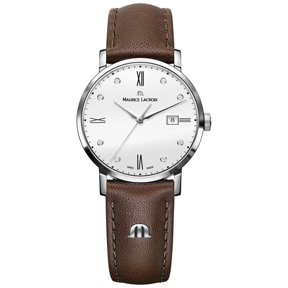 Ss001 Flat El1084 Eliros Lacroix 150 Wristwatch 2 Maurice Mens doWrQeECxB