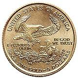 $5 American Gold Eagle 1/10 oz. (Random Year) US Mint Uncirculated