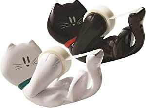 Kitty Tape Dispenser, 1quot; Core for 1/2quot; and 3/4quot; Tapes