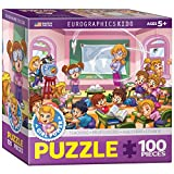Eurographics Girl Power! Teachers Puzzle (100-Piece)
