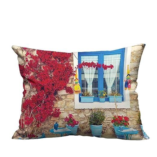 alsohome Fundas de cojín Decorativas para el hogar, diseño ...