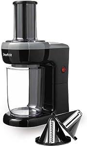 Starfrit 024200-004-0000 Electric Spiralizer, Black