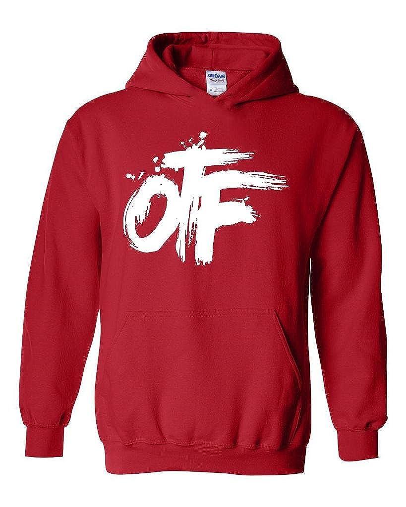 Artix OTF Hip Hop R&B Drill Music Unisex Hoodie Sweatshirt
