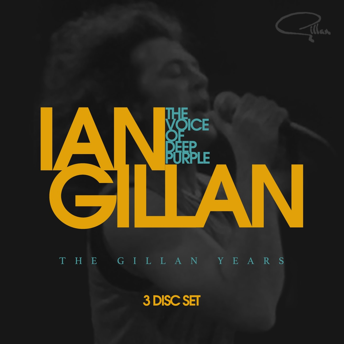 GILLAN, IAN - Voice Of Deep Purple: The Gillan Years - Amazon.com Music