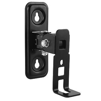deleyCON Cajas Acústicas para Montaje en Pared para SONOS Play: 1 Giratorio Inclinable Multiroom Negro: Amazon.es: Electrónica