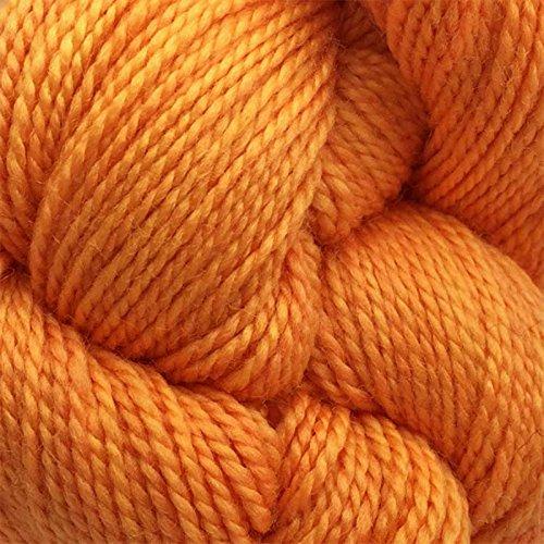 (Louet Gems Fingering Yarn, 1082 - Tangerine)