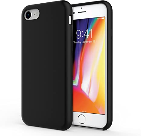 Cover in gomma morbida per smartphone Apple Iphone 7