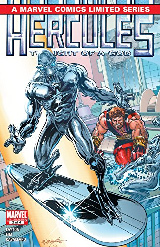 Hercules: Twilight of a God (2010) #2 (of 4) (Hercules And The Twilight Of The Gods)