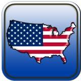 Kyпить Map of USA на Amazon.com