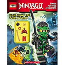 Lego Ninjago Activity Book with Minifigure