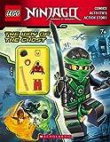 Lego Ninjago Activity Book with Minifigure