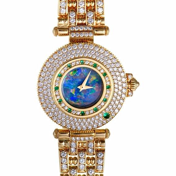 Jaeger LeCoultre carnet de cita cuarzo mujer reloj 441.1.01 (Certificado) de segunda