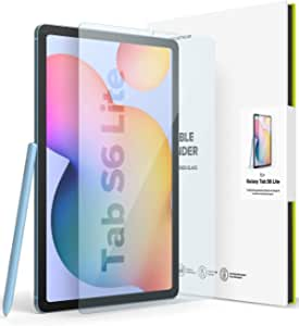 For Samsung Galaxy Tab S6 Lite Ringke Invisible Defender Glass Screen Protector - Clear