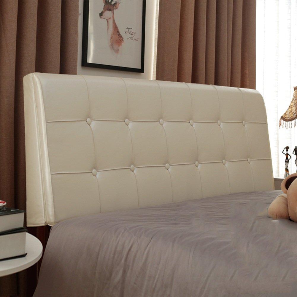 QIANGDA クッション ベッドの背もたれ防水 疲れを和らげる シングル/ダブルベッドルーム、 厚さ5cm、 12種類のソリッドカラー、 4サイズ オプション ( 色 : 12# , サイズ さいず : 150 x 60cm ) B07B791LXZ 150 x 60cm|12# 12# 150 x 60cm