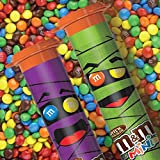 M&MS Halloween Milk Chocolate MINIS Size Candy 1.77-Ounce Tube (Pack of 24)