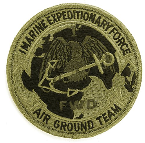 1st MEF Marine Expeditionary Force FWD OCP Patch - Air Ground -