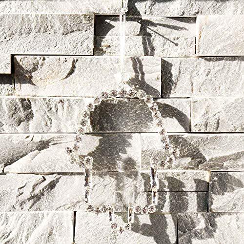AHARONI Luxurious Wall Hanging Decor Hamsa- Wall
