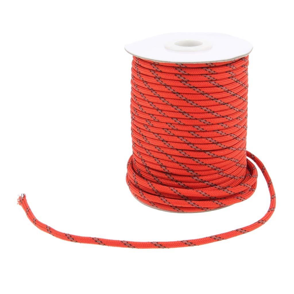 5mm Nylon Reflektierende Zelt Seil Leuchtend Zeltleine