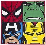 Character World Disney Marvel Comics Defenders Shaped Rug