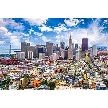 Amazon Com San Francisco California Downtown Buildings