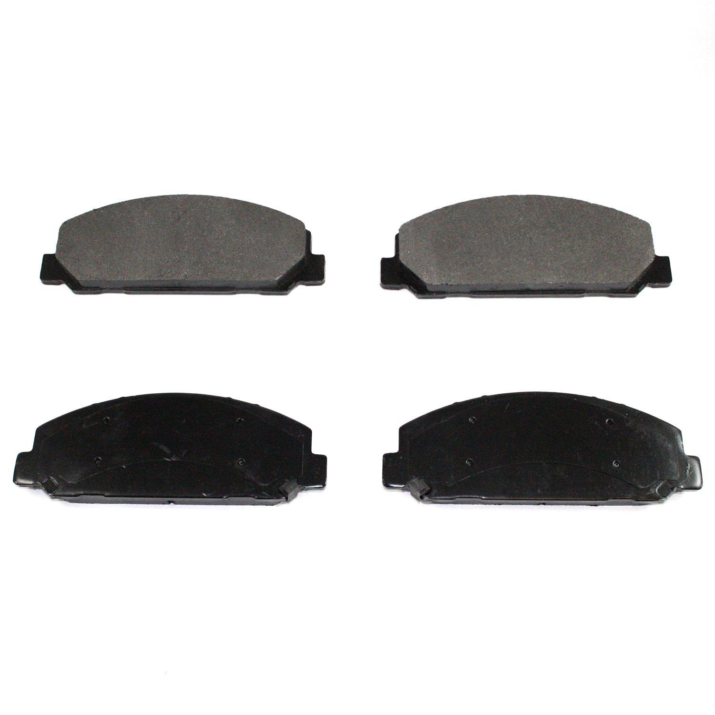 DuraGo BP1479C Front Ceramic Brake Pad