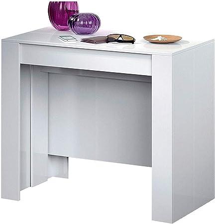 Ikea Tavolo Consolle Allungabile.Tavolo Consolle Allungabile Clarissa Design Moderno Elegante