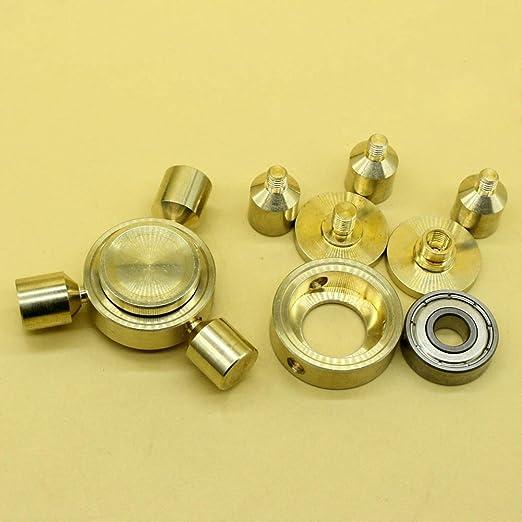 Amazon.com: Weirui Brass Fidget Toy Fidget Spinners Hand Spinners Stress  Reducer: Toys & Games
