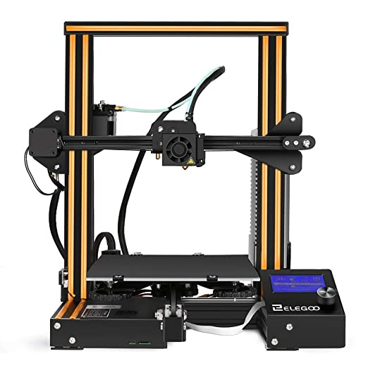Elegoo 3 D Printer Fdm 3 D Printer With Resume Printing V Slot Prusa I3 Frame, Suitable For Beginners And Enthusiasts by Elegoo