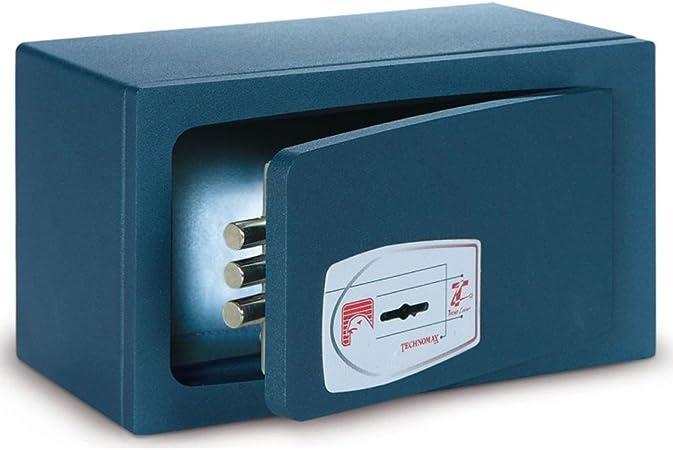 Technomax MBO - Caja fuerte (para apoyar o para empotrar, con ...