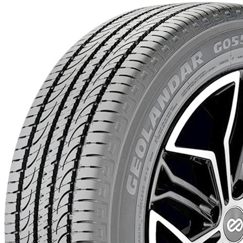 Yokohama GEOLANDAR G055 All-Season Radial Tire - 255/50-20 109V ()