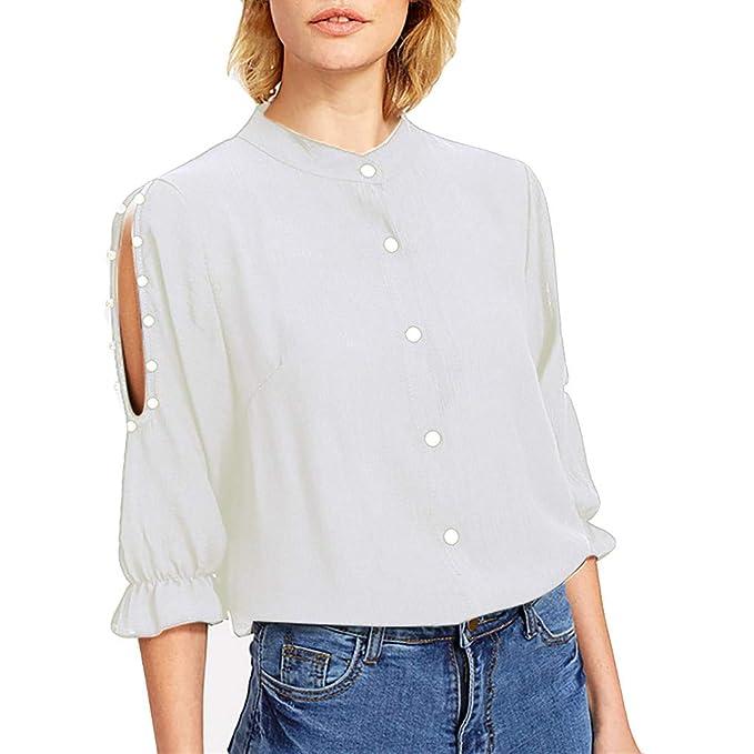 Camisetas Mujer Tops Cortos Fiesta Invierno Blusas para ...